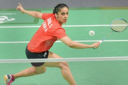 China Open Saina Nehwal Knocked Out After 1st Round Defeat