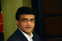 Sourav Ganguly Names Two Contenders For India S No 4 Spot In Odis