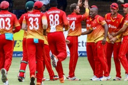 Bcci Name Sri Lanka As Zimbabwe S Replacement For T20i Series