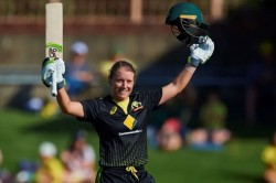 Australia S Alyssa Healy Smashes Women S T20is World Record