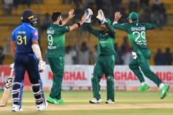 Pakistan Vs Sri Lanka 3rd Odi Live Cricket Score