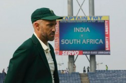 Faf Du Plessis Brings Out A Proxy Captain For The Toss In Ranchi