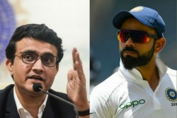 Bcci President Sourav Ganguly Commented On Virat Kohli