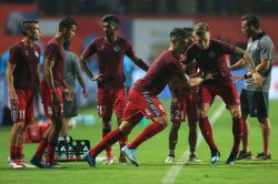 Isl 2019 Uphill Task For Hyderabad In Jamshedpur