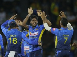 Sl Bowler Kasun Rajitha Unwanted Record In T20i Against Australia
