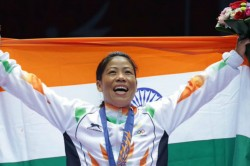 Mary Kom Bows Out Of World Championships With Historic 8th Medal