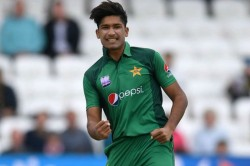 Pakistan Teenager Mohammad Hasnain Creates World Record With Hat Trick