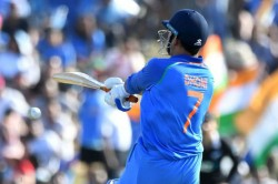 India Vs South Africa Ms Dhoni Likely To Attend Ranchi Test On Saturday