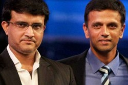 Sourav Ganguly To Meet Head Nca Head Rahul Dravid In Bengaluru