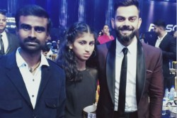 Athlete From Chikmagalur Recieved Indian Sports Honours Award
