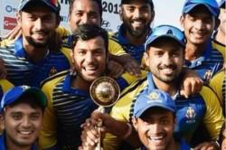Vijay Hazare Trophy 2019 Final Karnataka Win Fourth Title