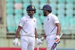 India Vs South Africa Rohit Sharma Mayank Agarwal Break 47 Year Old Record