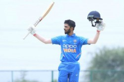 Deodhar Trophy Gaikwad Aparajith Guide India B To 108 Run Win Over India A