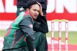 Shakib Al Hasan Faces Ban For Not Reporting Corrupt Approach