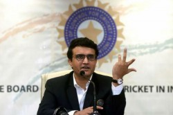 Sourav Ganguly To Increase Fees Of First Class Cricketers