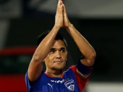 At Bengaluru Fc It S My Responsibility To Lead By Example Sunil Chhetri