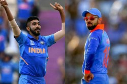 Icc Odi Rankings Virat Kohli And Jasprit Bumrah Retain Top Spots
