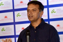 Dravid Disappointed Over Indian Coaches Not Getting Enough Opportunities In Ipl