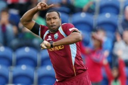 Kieron Pollard Forces Umpire To Change No Ball Decision In West Indies Vs Afghanistan Match