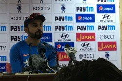 Virat Kohli Reveals His First Experience With Pink Cricket Ball