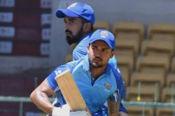 Syed Mushtaq Ali Trophy T20 Manish Pandey Hits 54 Ball