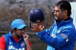 Gambhir Reveals How Ms Dhoni S Reminder Led To His Dismissal In 2011 World Cup Final