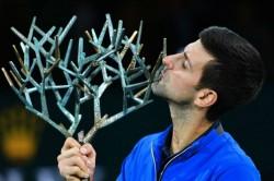 Novak Djokovic Cruises To Fifth Paris Masters Title
