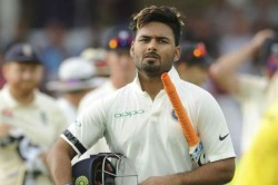 Rishabh Pant Released To Play Mushtaq Ali Ks Bharat To Join As Saha Cover