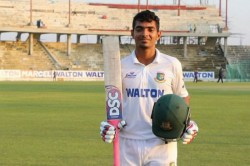 India Vs Bangladesh Saif Hassan Ruled Out For Kolkata Test