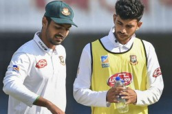 Bangladesh Opener Saif Hassan Fined Rs 21 600 For Overstay In India