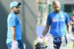 India Vs West Indies T20is Shikhar Dhawan Ruled Out