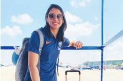 Photoshopped Image Of Cricketer Smriti Mandhana