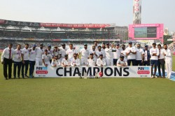 Way Ahead In Race Team India Keeps Gaining Steam