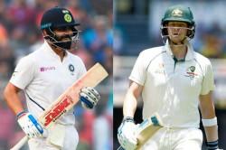 Icc Test Rankings Virat Kohli Closes Gap On Steve Smith