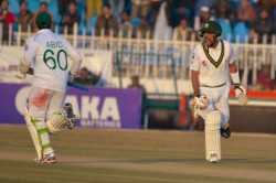 Pakistan S Abid Ali Achieves Historic First In Rawalpindi Test Against Sri Lanka