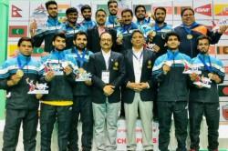 South Asian Games Indian Men S Women S Badminton Teams Win Gold Medals