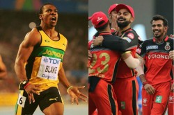 Sprinter Yohan Blake Wants To Play In Ipl For Kkr Or Rcb After Retirement
