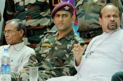 M S Dhoni To Produce Tv Show On Army Officers