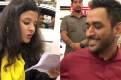 Ms Dhoni Shared Old Video With Wife Sakshi