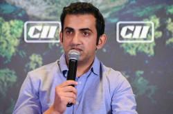 Gautam Gambhir Looking To Buy Stake In Delhi Capitals