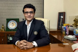 Sourav Ganguly Selects His Ipl Fantasy Team Picks Himself As Captain