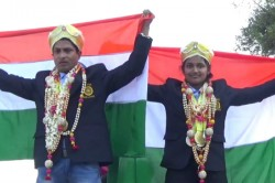 Warm Welcome For Asian Classic Powerlifting Medal Winners