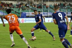 Fc Goa Survives Chennaiyin Resurgence During Goalfest