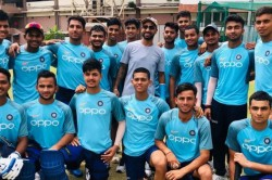 Priyam Garg Led Indian Team Leaves For Under 19 World Cup In South Africa