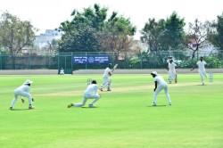Ranji Uttar Pradesh Vs Karnataka Match Report At Hubballi