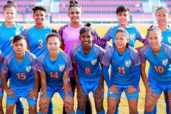 Indian Women S Football Team Trounces Sri Lanka 6 0 In South Asian Games