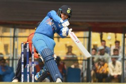 Smriti Mandhana In Icc Women S Odi And T20 Teams Of The Year