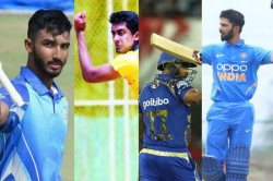 Syed Mushtaq Ali Trophy Players Who Impressed Before Ipl Auction