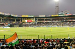 Chinnaswamy Stadium Fined Rs50000 For Using Plastics