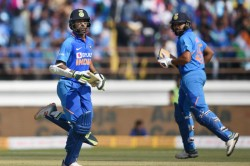 Shikhar Dhawan Ruled Out Of The T20i And Odi Series